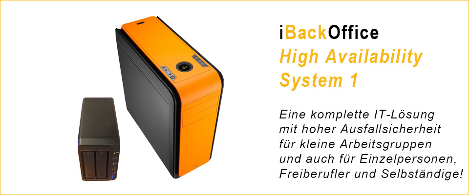 ibackoffice high availability system1