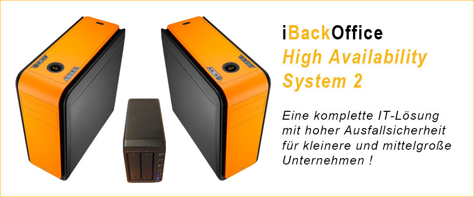 ibackoffice high availability system2