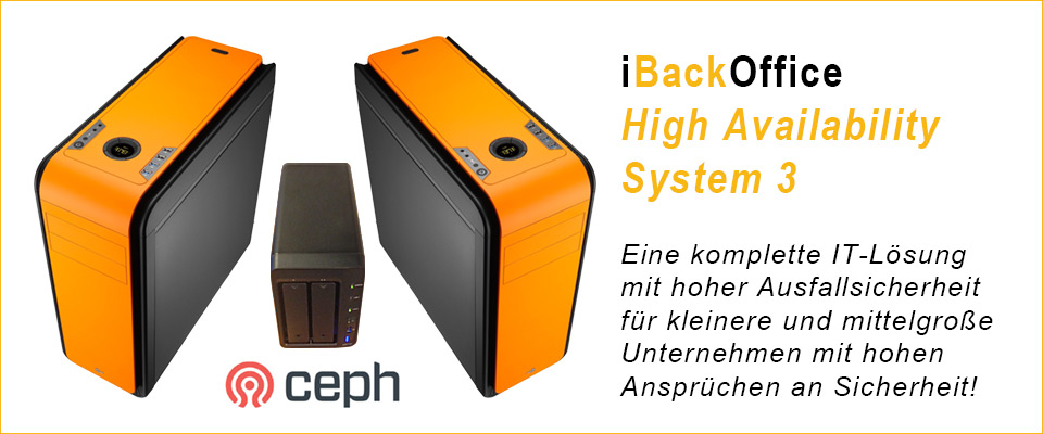 ibackoffice high availability system3